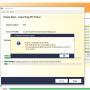 Save PST File to ICS 12.1 screenshot