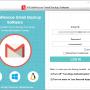 ShDataRescue Gmail Backup Tool 20.0 screenshot