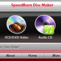 SpeedBurn Disc Maker 7.8.5 screenshot