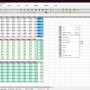 SSuite Axcel Professional Spreadsheet 2.4.2 screenshot
