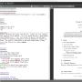 Texmaker for Mac OS X 5.1.2 screenshot
