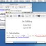 TeXShop for Mac OS X 4.58 screenshot