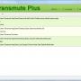 Transmute Plus 2.70 screenshot