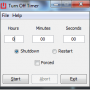 Turn Off Timer Portable 1.0.0.0 screenshot