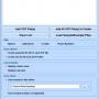 VCF To Excel Converter Software 7.0 screenshot