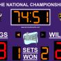 Volleyball Scoreboard Standard v3 3.0.0 screenshot