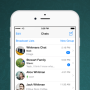 WhatsApp for iOS 2.21.40 screenshot