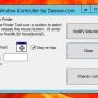 Window Controller 1.00 screenshot
