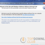 Windows Malicious Software Removal Tool  - 32 bit 5.82 screenshot