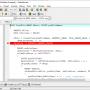 wxDEV-C++ 4.9.9.2 screenshot