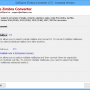 Zimbra User Account Backup to Outlook 8.4 screenshot
